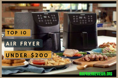air fryer under $200