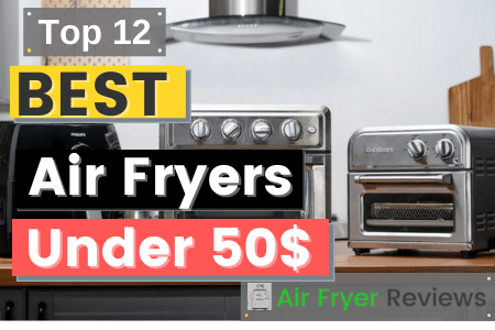 air fryers under 50$