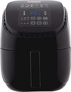 nuw wave air fryer for a family of 2