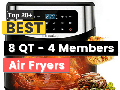 Best Air Fryer For A Family of 2